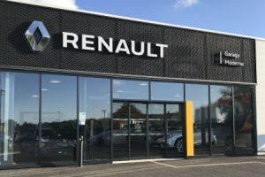 Agent Renault au Tréport en Seine-Maritime (76)